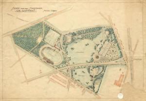 Goffertpark historie