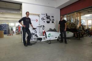 Overdracht Cargobike